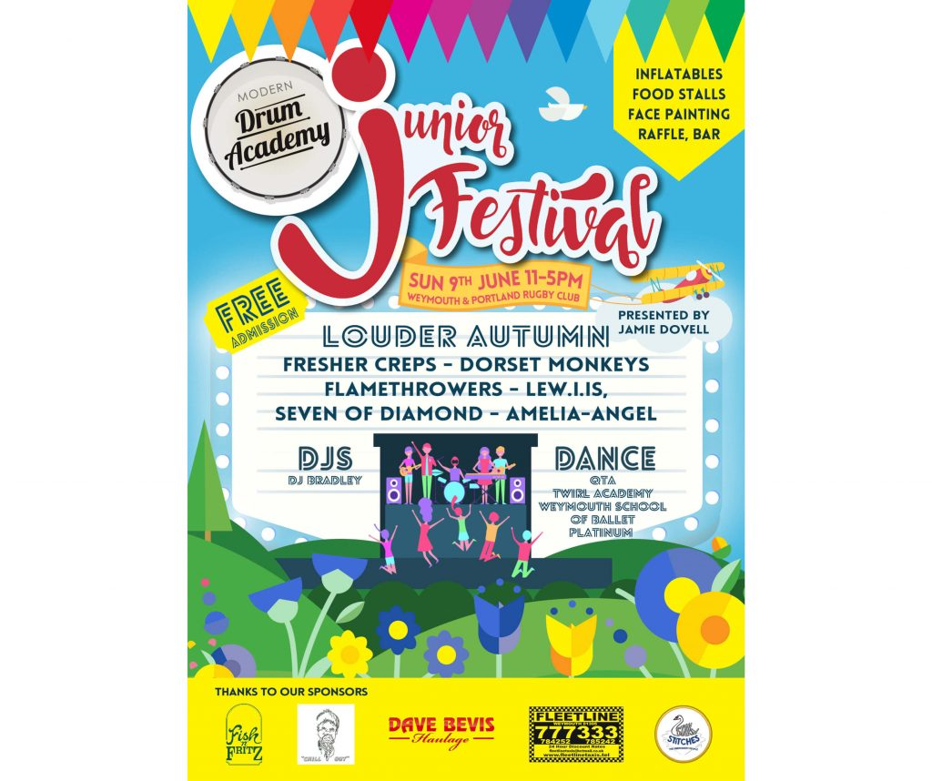 Junior Festival 2019 Weymouth
